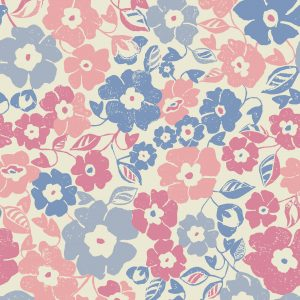 Ditsy Floral - Dusky