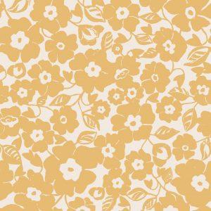 Ditsy Floral - Golden